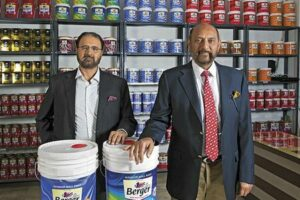 Berger Paints Brand Promotion  - Marketing Strategy of Berger Paints | IIDE