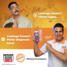 Berger Paints Brand Ambassador - Marketing Strategy of Berger Paints | IIDE