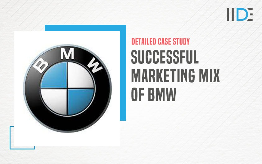 Marketing Mix of BMW - featured image | IIDE