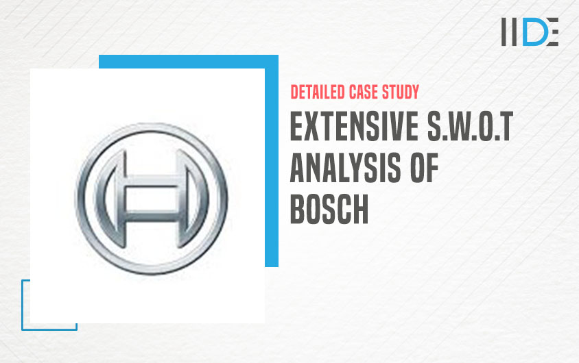 SWOT Analysis of Bosch-feature image |IIDE