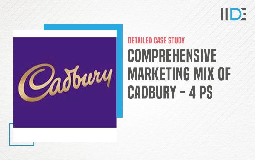 marketing mix of Cadbury-feature image   IIDE