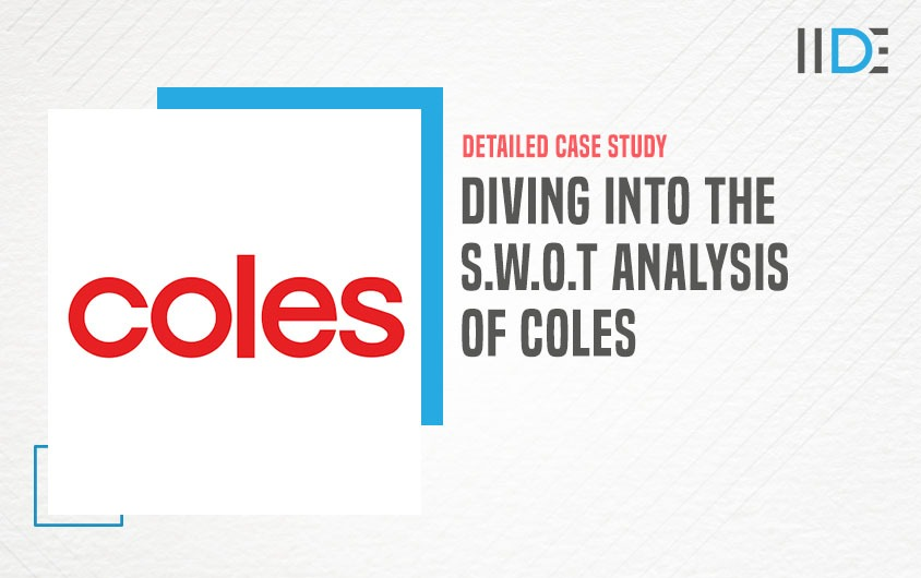 SWOT Analysis of Coles - featured image | IIDE