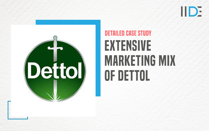 Marketing Mix of Dettol - featured image   IIDE
