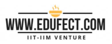 digital marketing courses in ALWAR - Edufect logo