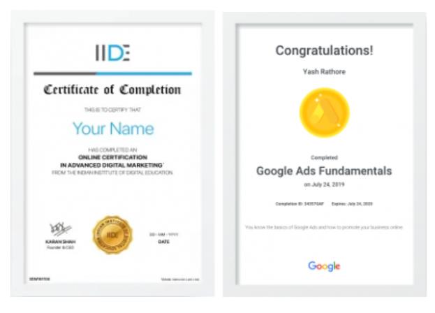 digital marketing courses in ALWAR - IIDE certifications