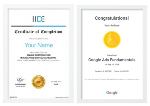 digital marketing courses in BANGAON - IIDE certifications