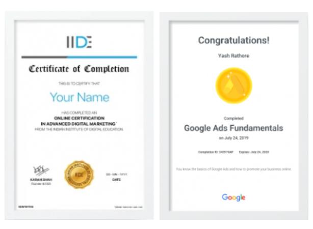 digital marketing courses in BARASAT - IIDE certifications
