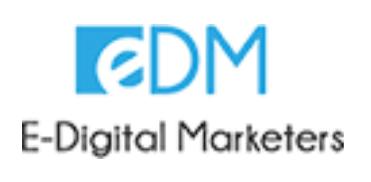 digital marketing courses in BEAWAR - E-digital marketers logo