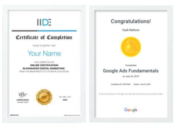 digital marketing courses in BEAWAR - IIDE certifications