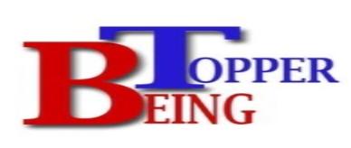 digital marketing courses in BEAWAR - being topper logo