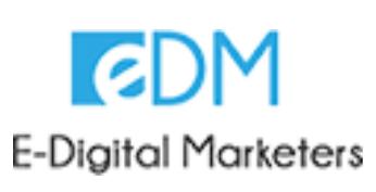 digital marketing courses in BHADRAVATI - E-digital marketers logo