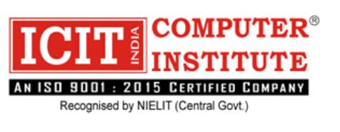 digital marketing courses in BHAYANDAR - ICIT computer institute logo