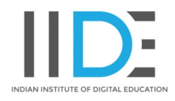digital marketing courses in BHIWANI - IIDE logo