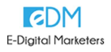 digital marketing courses in BIHAR SHARIF - E-digital marketers logo