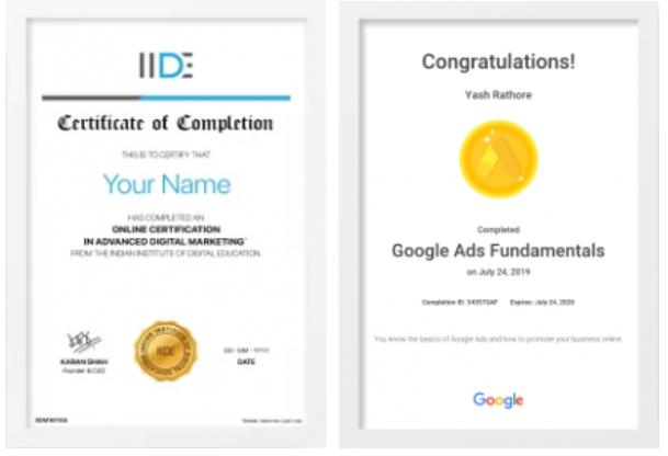 digital marketing courses in BIHAR SHARIF - IIDE certifications