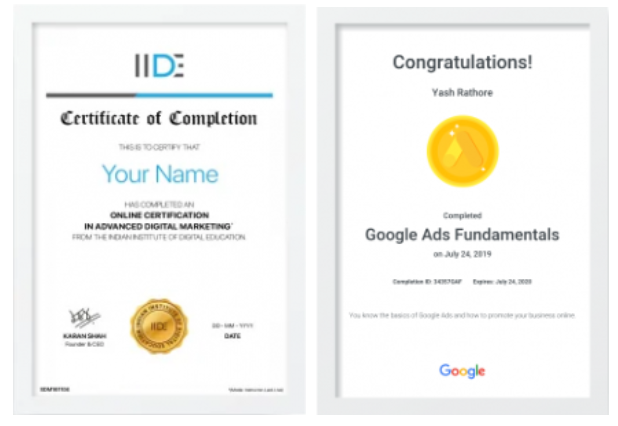 digital marketing courses in BULANDSHAHR - IIDE certifications
