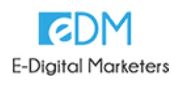 digital marketing courses in CHAPRA - E-digital marketers logo