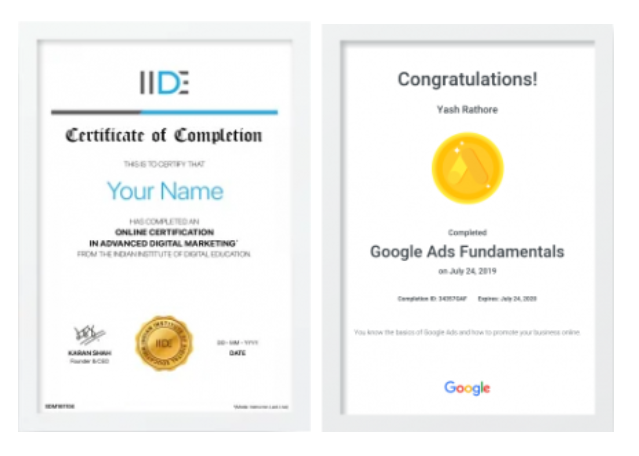 digital marketing courses in CUDDALORE - IIDE certifications