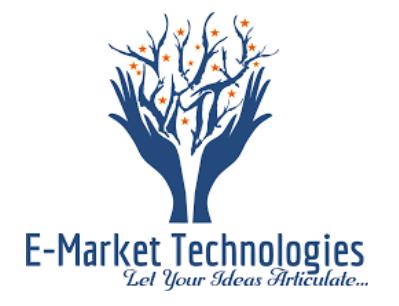 digital marketing courses in GADAG - E-Market technologies logo