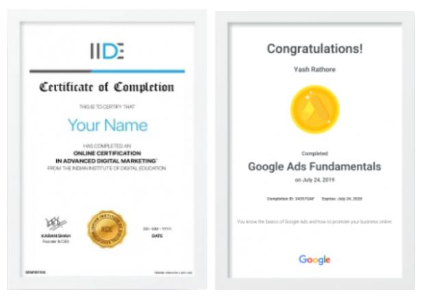 digital marketing courses in GADAG - IIDE certifications