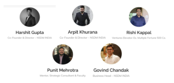 digital marketing courses in achalpur - NSDM faculty