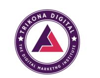 digital marketing courses in akola - trikona institute logo