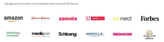 digital marketing courses in alleppey - IIDE alumni