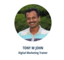 digital marketing courses in alleppey - digital skill master faculty