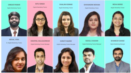 digital marketing courses in alleppey - digital trainee faculty