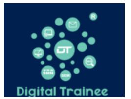 digital marketing courses in alleppey - digital trainee logo