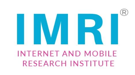 digital marketing courses in arrah - IMRI logo