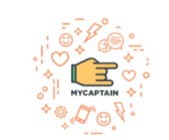 digital marketing courses in bahraich - M y Captain logo
