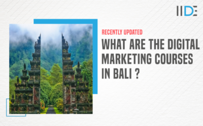 5 Best Digital Marketing Courses in Bali with Certification and Placements