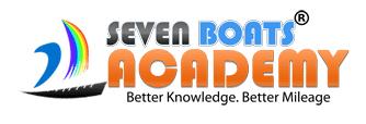 digital marketing courses in bankura - seven boats academy logo