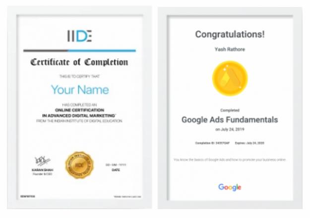 digital marketing courses in bettiah - IIDE certifications