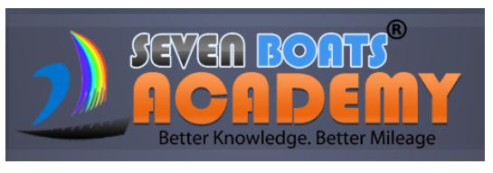 digital marketing courses in bhadreswar - Seven boats academy logo