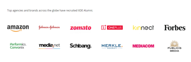 digital marketing courses in bhatpara - IIDE alumni
