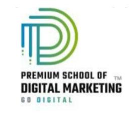 digital marketing courses in bhiwandi - premium school of digital marketing logo