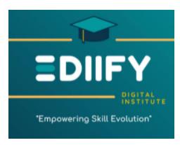 digital marketing courses in bijapur - EDIIFY logo