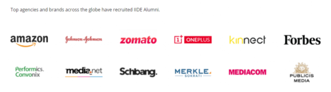 digital marketing courses in bijapur - IIDE alumni