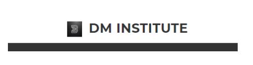 digital marketing courses in bilaspur - dm institute logo