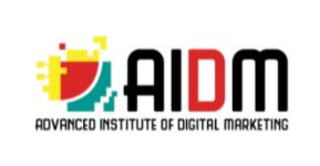 digital marketing courses in bilimora - AIDM logo