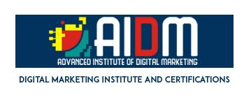 digital marketing courses in chandanagar - AIDM logo