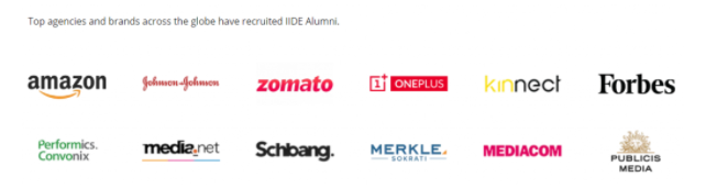 digital marketing courses in chandanagar - IIDE alumni