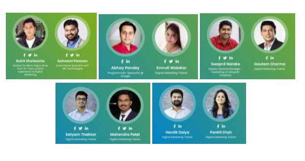 digital marketing courses in chandrapur - premium school of digital marketing faculty