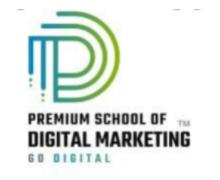 digital marketing courses in chandrapur - premium school of digital marketing logo
