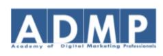 digital marketing courses in chhatarpur - ADMP logo