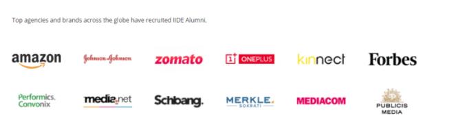 digital marketing courses in cuttack - IIDE alumni