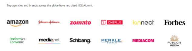digital marketing courses in danapur - IIDE alumni