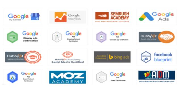 digital marketing courses in darjeeling - AIDM alumni